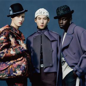 致敬大師 Dior冬季2021男裝形象滿佈當代氣息/ Dior 2021 Winter Men's Campaign Mix modernity and Poetic Melancholy