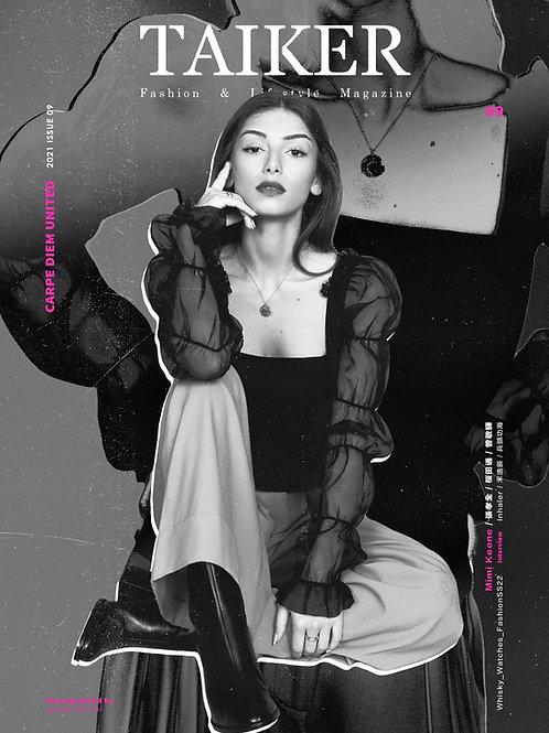 TAIKER Magazine臺客雜誌 ISSUE09 Mimi Keene