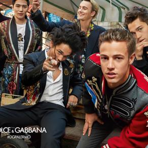 Dolce & Gabbana 2017秋冬形象廣告/ Dolce & Gabbana Autumn/Winter'17 Campaign