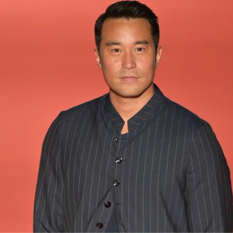 張孝全,展現王者風範的紅毯姿態/ Joseph Chang, a stylish king on the red carpet
