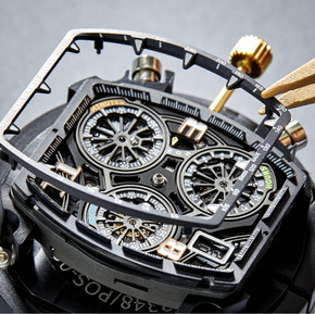 Richard Mille 在心靈深處創造心跳/ Richard Mille WITHIN at the heart of creativity
