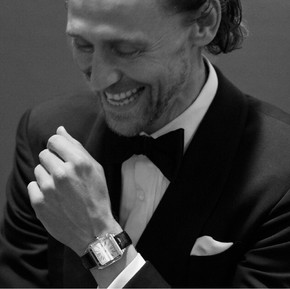 手腕上的祕密 Cartier征服74屆BAFTA/ The 74th BAFTA, Cartier's secret on the wrist