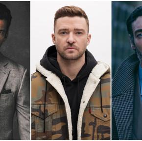 不能錯過的三個品牌與他們的男人 / Three different men, three stylish icons