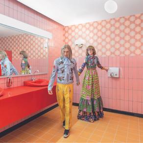 超越想像 Alessandro 打造的Gucci 展覽/ Beyond your imagination, Alessandro presents Gucci Garden Archetypes