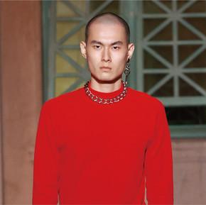 服裝設計第九年 Jamie Wei Huang 轉向視覺藝術/ Jamie Wei Huang SS22, It's not just a fashion brand