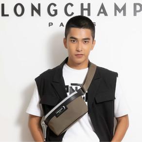 曾敬驊將帶領新世代維護永續時尚/ Tseng Jing-Hua will lead the new generation to maintain fashion's sustainability