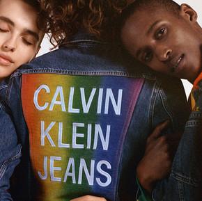 Calvin Klein 2019 新系列 Pride/ Calvin Klein CELEBRATE LOVE FOR ALL