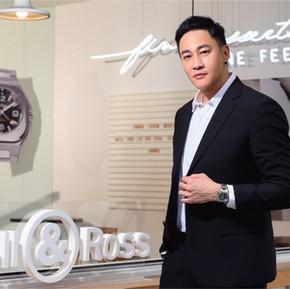 旅行必備 時間控何潤東演繹Bell & Ross 腕錶/ Bell & Ross' BR05 GMT is Peter Ho's must-have watch