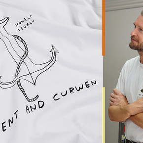 Kent & Curwen 插畫及鼠年聯名系列/ Kent & Curwen latest capsule collection with David Shrigley and Year of Rat
