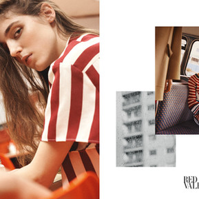 REDValentino 2017春夏形象廣告/ REDValentino Spring/Summer '17 Campaign