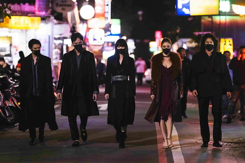 台荷跨國合製吸血鬼科幻大片《詭祭》