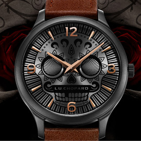 Chopard 不一樣的萬聖節/ Chopard offers you a different Halloween