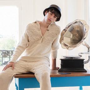 Loewe 2019春夏男裝形象照/ Loewe SS19 menswear Lookbook