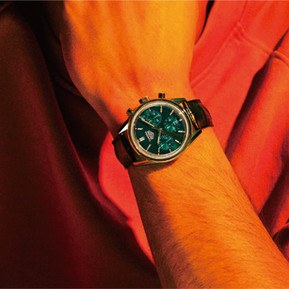 綠色風潮 TAG Heuer六只綠色腕錶/ 6 Green Watches from TAG Heuer, Green is The New Black