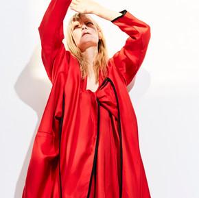 淬煉升級後的設計,Sid Neigum 的2017春夏女裝