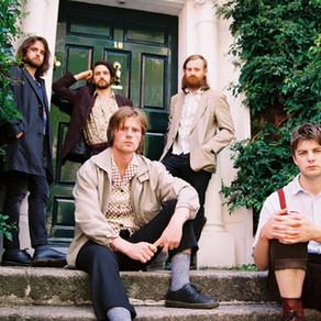 FONTAINES D.C. 愛爾蘭最受歡迎的龐克樂團