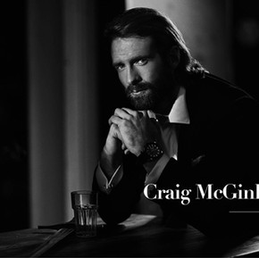 【人物訪問】Craig McGinlay;模特兒和演員之路