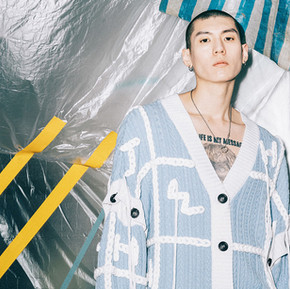 JAMIE WEI HUANG 秋冬2020系列《未完》/ JAMIE WEI HUANG AW20 Collection 'Incomplete'