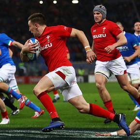 2019 六國賽第二輪:威爾斯二連勝/ Six Nations Round 2, Wales Dragon is on Fire
