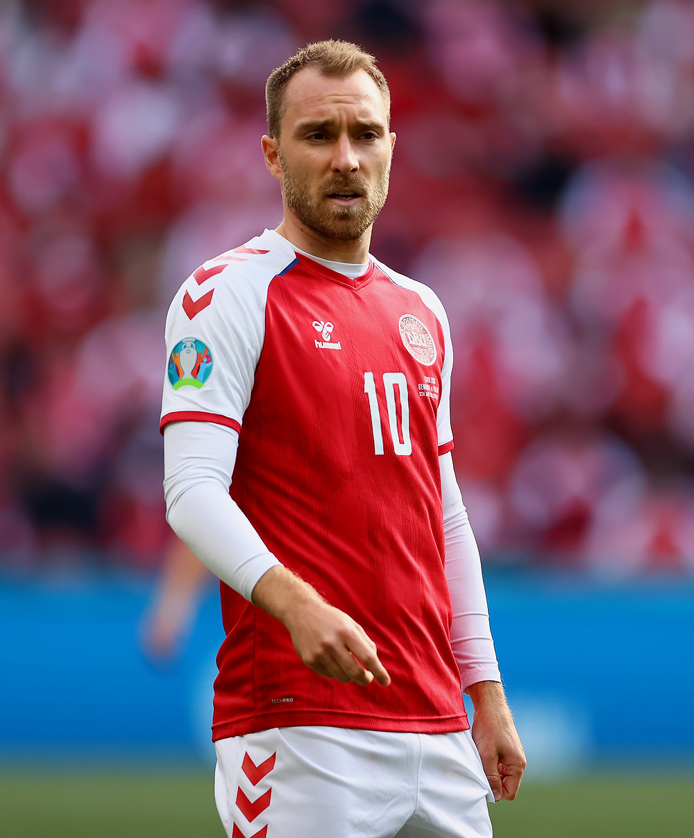 Christian Eriksen © Euro 2020