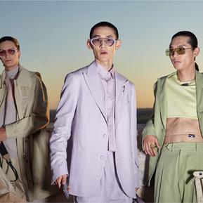 散發浪漫無死角 Fendi春夏2022古詩味正濃/ Fendi SS22 Menswear, That's How We Called ROMA-ntic