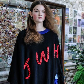 【後台】Jamie Wei Huang 秋冬2019系列/ 【Backstage】Jamie Wei Huang AW19 collection