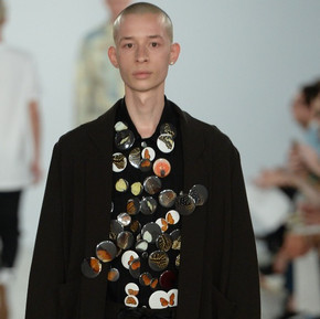 Matthew Miller 的時尚暴風雨 LCM SS17 / Matthew Miller: Tempest; Mushroom Clouds and Black Butterflies Ever