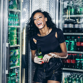 Her unparalleled beauty, Winnie Harlow's philosophy of life