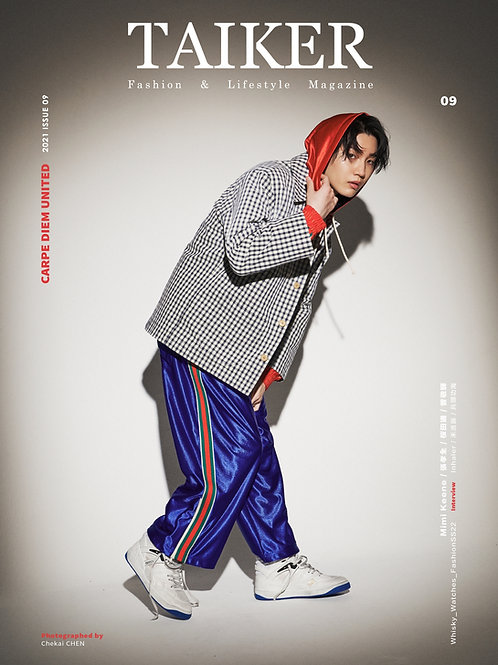 TAIKER Magazine臺客雜誌 ISSUE09 桜田通