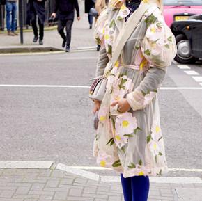 【街拍】倫敦時裝週 (貳) / 【Street-Style】London Fashion Week AW17 (2)