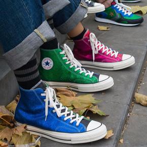 Converse x J.W. Anderson 自身告白的設計鞋款/ Converse x J.W. Anderson, his self-portrait collection