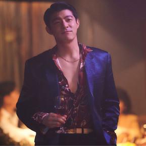 《華燈初上》王柏傑攜手男星演繹80年代時尚/ Wang Po-Chieh presents the 80s fashion in 'Blue Hour'