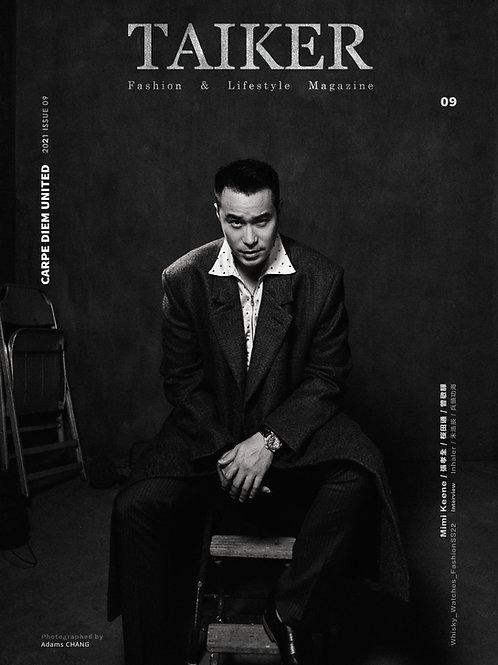 TAIKER Magazine臺客雜誌 ISSUE09 張孝全