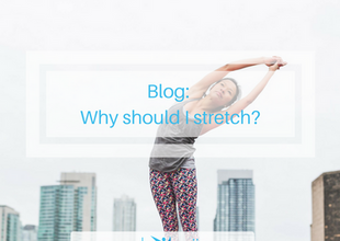 Why should I bother with stretches after exercising?