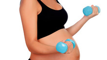 Clearing it up - Free pregnancy exercise guide