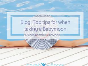 Taking a babymoon