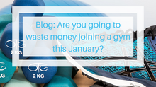 How could you better spend your gym membership fee this January?