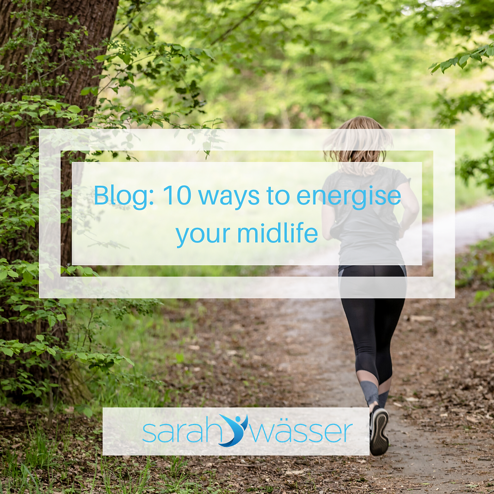 More energy in midlife