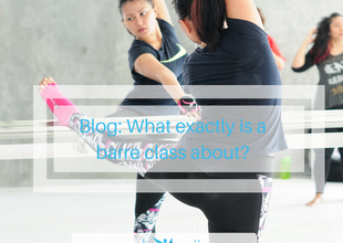 What exactly is a barre class all about?