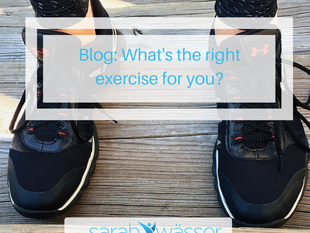 What's the right exercise for you?