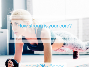 Test your core strength