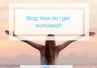 How do I get motivated?