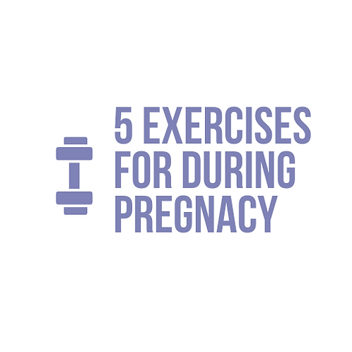 5 top exercises to do in pregnacy