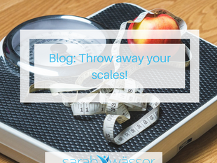 Better ways to track progress than the scales!