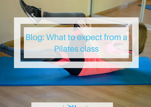 What to expect from a Pilates class