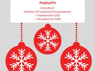 Get FestiveFit - special offer!