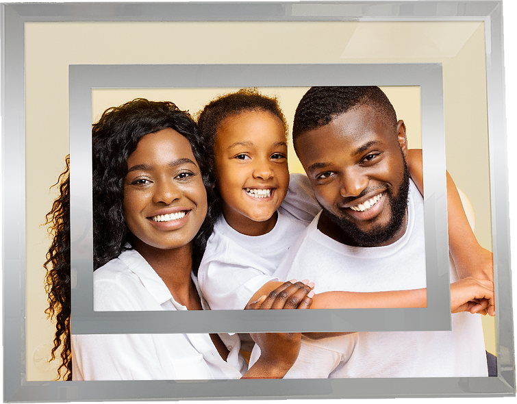 FATHER'S DAY MIRROR FRAME