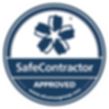 Seal Transparent SafeContractor Accredit