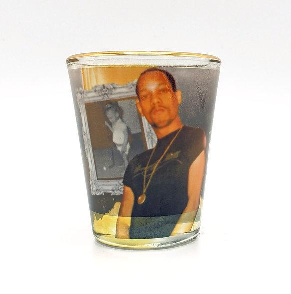 BRETT'S Shot Glass