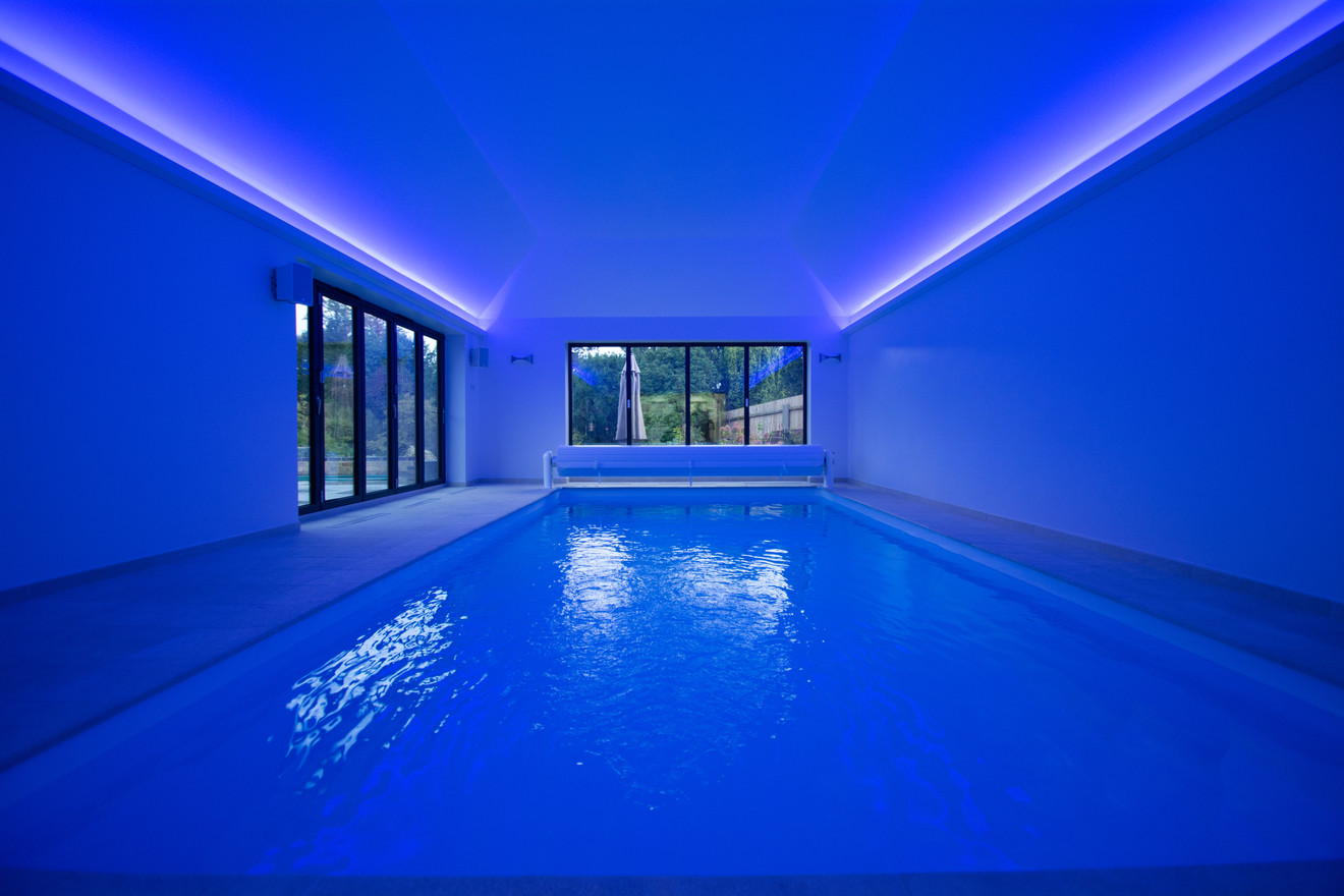 Pool House Lighting...